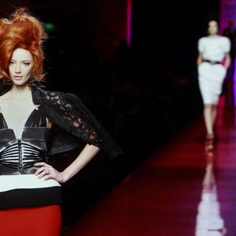 Tendance des défilés – Hommage à Miss Winehouse au défilé Haute couture Jean Paul Gaultier