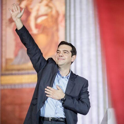 Alexis Tsipras, l'homme sans cravate