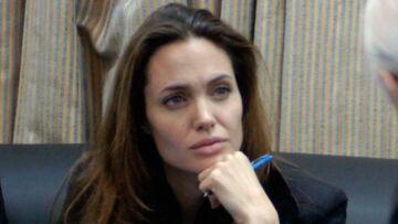 Vidéo – Angelina Jolie inquiète pour les réfugiés en Irak