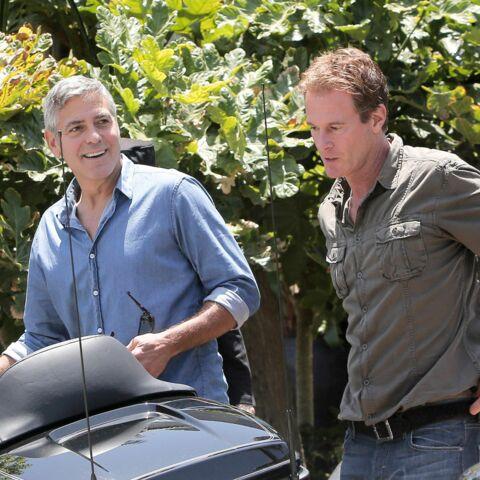 George Clooney et Rande gerber: un beau roman d'amitié