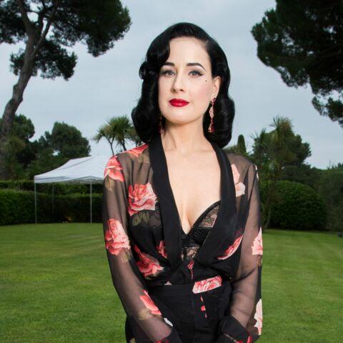 Dita Von Teese, Kim Kardashian: toutes en décolleté