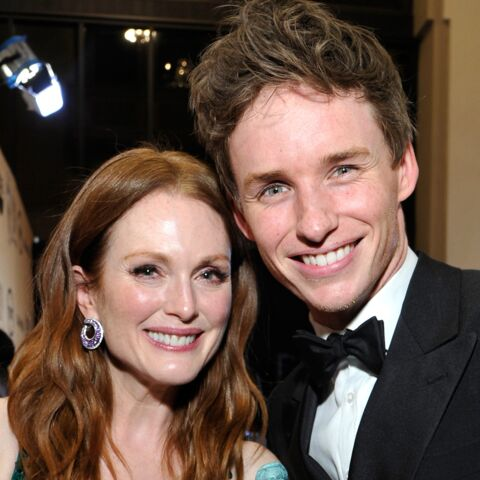 SAG Awards: Eddie Redmayne et Julianne Moore récompensés