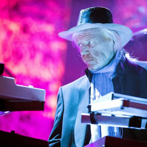 Edgar Froese, le parrain de l'électro est décédé