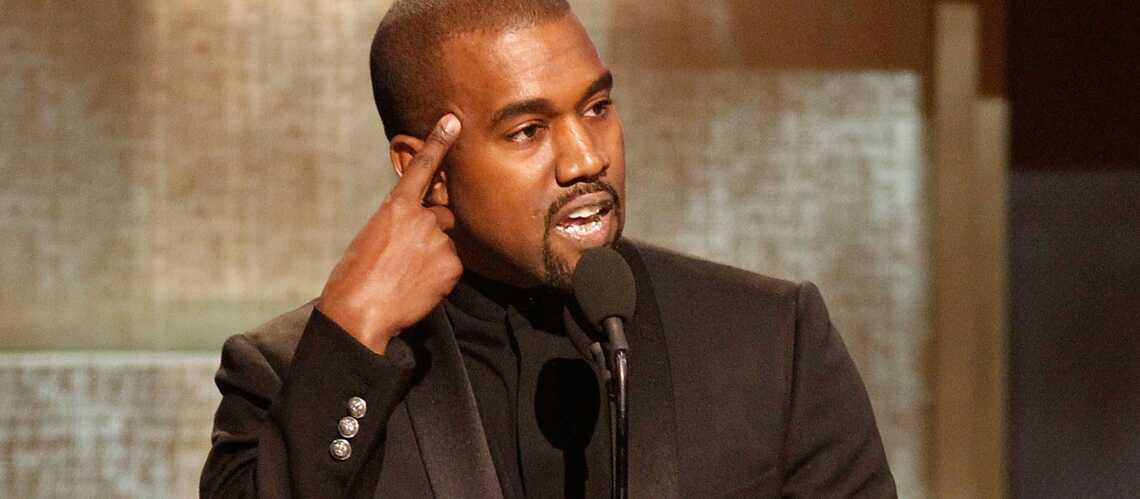 Kanye West: Paris lui a fait perdre le sourire
