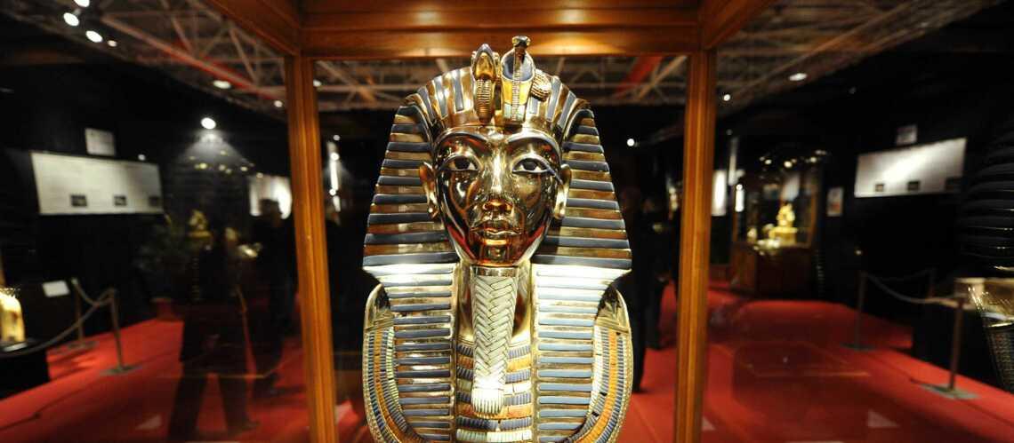 Toutankhamon: négligence au musée du Caire?
