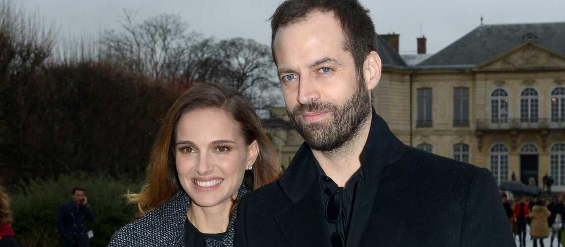 Natalie Portman et Benjamin Millepied, les amoureux chez Dior