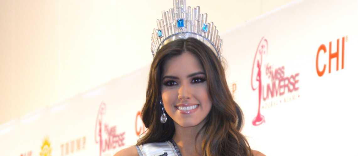 Paulina Vega, Miss Colombie est sacrée Miss Univers