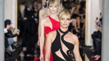 Amber Valletta, Eva Herzigova, sexy seventies chez Versace