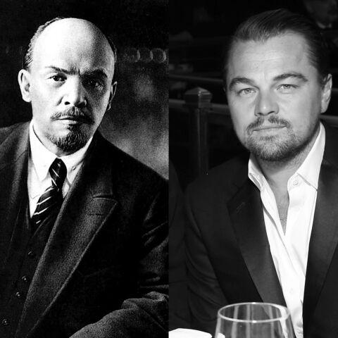 DiCaprio en Lénine? «Pas question» répondent les communistes russes
