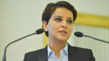 Najat Vallaud-Belkacem incollable sur Louane et Mika