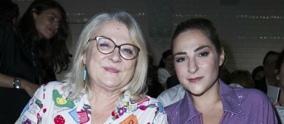 PHOTOS – Marilou Berry et sa mère Josiane Balasko, un duo qui s'éclate à la Fashion Week
