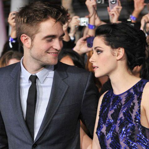 Clap de fin pour Robert Pattinson et Kristen Stewart