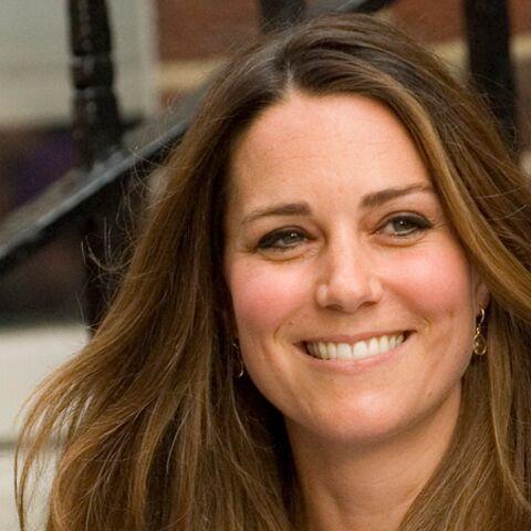 Kate Middleton: sa robe Séraphine s'arrache!