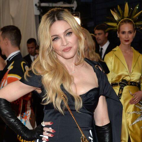 Madonna se prend pour Picasso