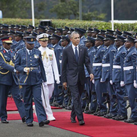 Photos- Barack Obama au bon souvenir de son père