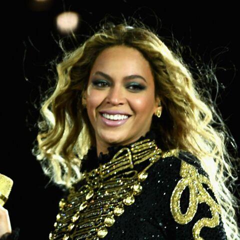 Beyoncé de passage à l'expo Barbie à Paris