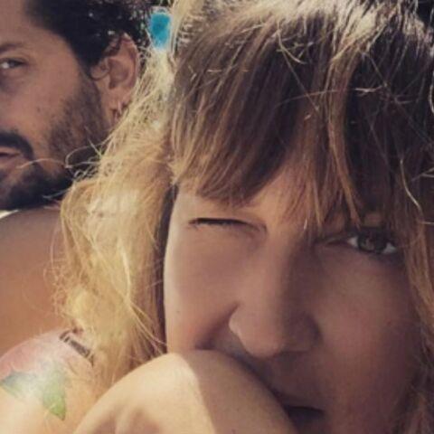 Daphné Bürki: pause ensoleillée en famille