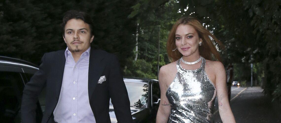 Lindsay Lohan et son fiancé ont besoin de discrétion