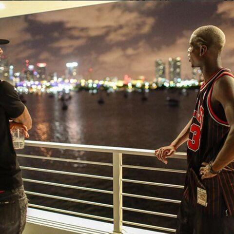 Photos – Paul Pogba à Miami avec Antoine Griezmann et … Booba