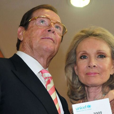 Roger Moore a perdu sa fille