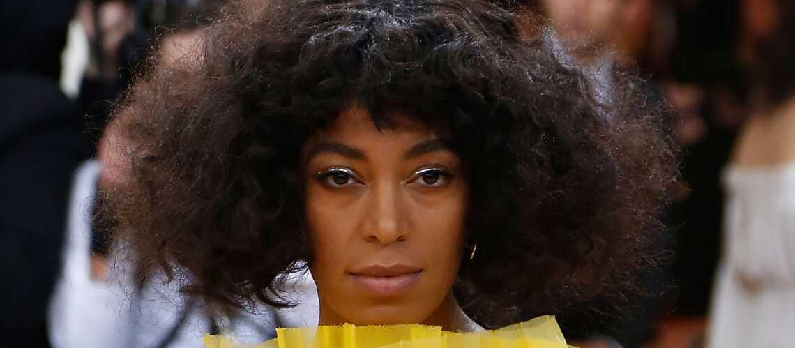 Solange Knowles, la tata en or de Blue Ivy