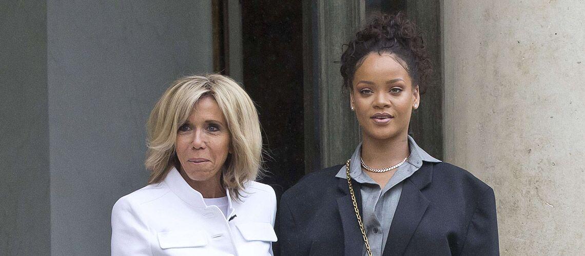 Rihanna rencontres mise à jour parler étape avant de sortir avec