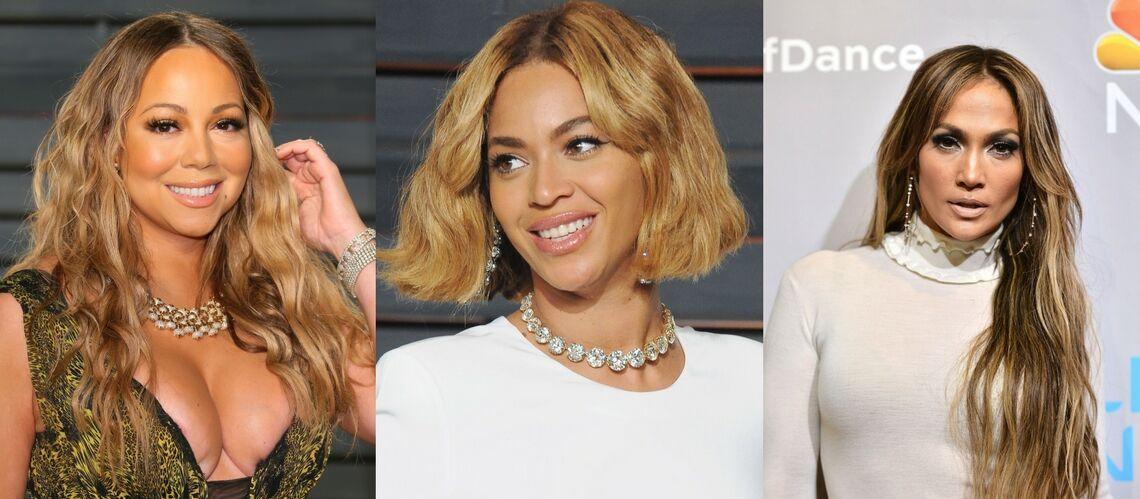 Coloration des cheveux comme Jay Lo