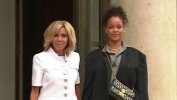 PHOTOS – Rihanna, Brigitte Bardot, Madonna… Les scandaleuses de l'Elysée