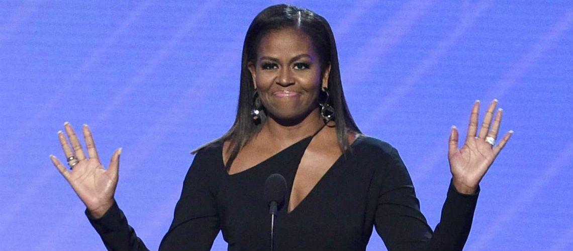Michelle Obama n'est plus première dame, mais elle est toujours confrontée au racisme