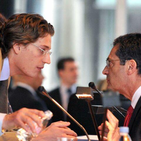 Patrick Devedjian et Jean Sarkozy: le clash, acte 2