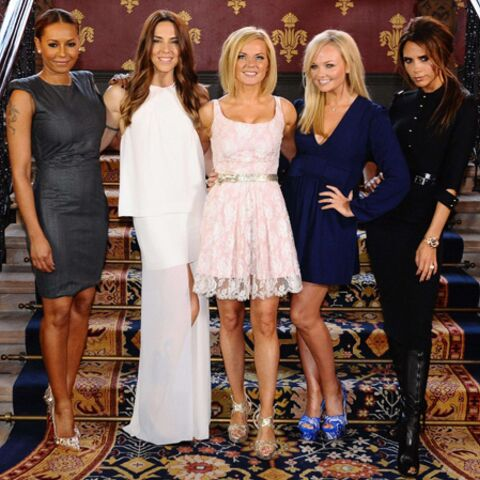 Photos- Les Spice Girls enfin réunies