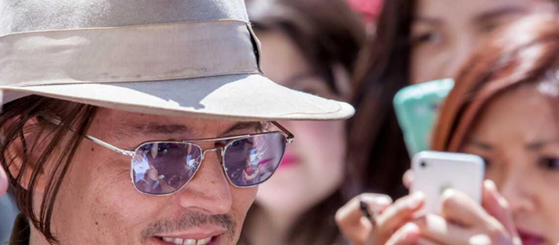 Johnny Depp: «il n'y a pas de malaise entre Vanessa et moi»