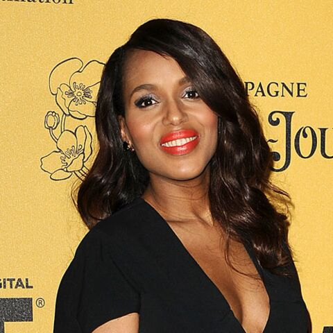 Kerry Washington s'essaye à la mode