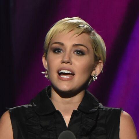 Miley Cyrus élue végétarienne la plus sexy