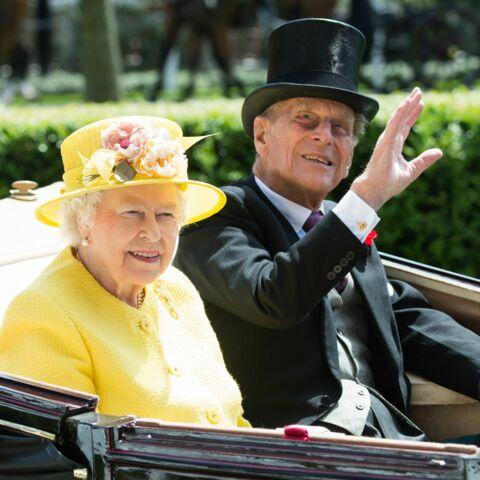 L'époux d'Elisabeth II amuse la galerie