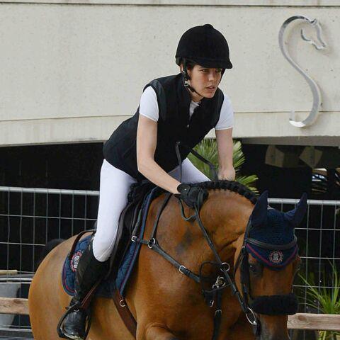 Charlotte Casiraghi, élégante cavalière à Monaco