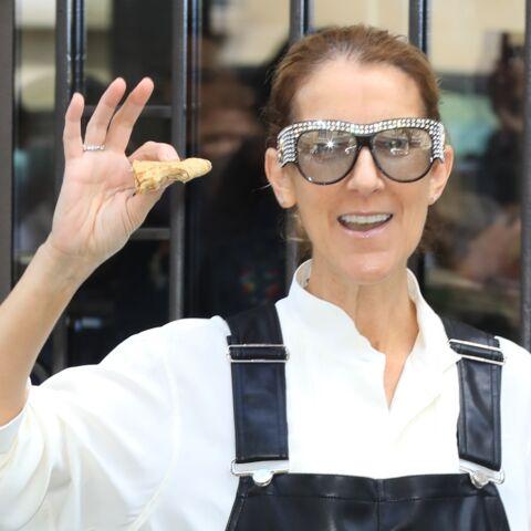PHOTOS – Céline Dion continue sa transformation et surprend dans sa salopette en cuir noir