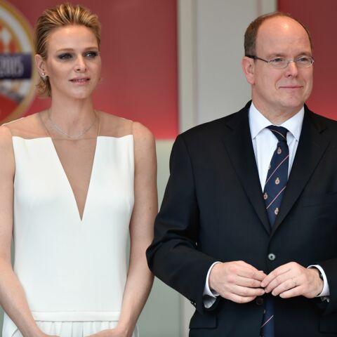 Charlène de Monaco, toujours princesse en Akris