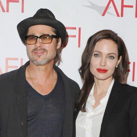 Brad Pitt et Angelina Jolie: ça plane pour eux