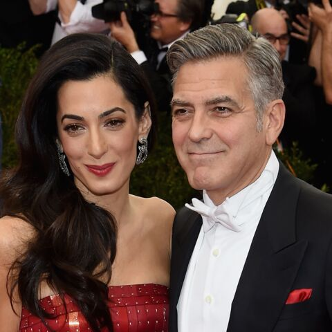George Clooney écourte sa lune de miel avec Amal