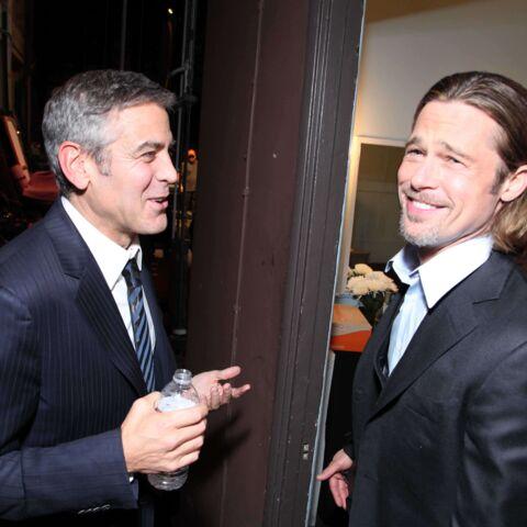 George Clooney: «j'ai fait beaucoup de choses horribles à Brad Pitt»