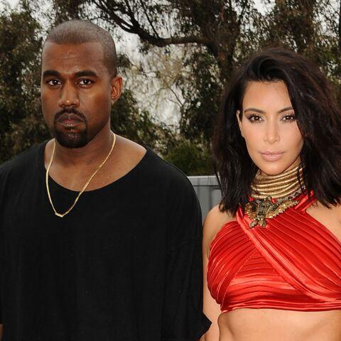 Kim Kardashian et Kanye West, leurs noces de coton