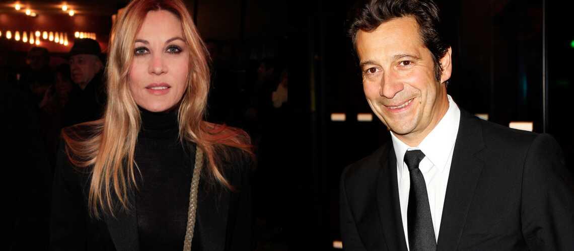 Mathilde Seigner raconte sa séparation difficile avec Laurent Gerra