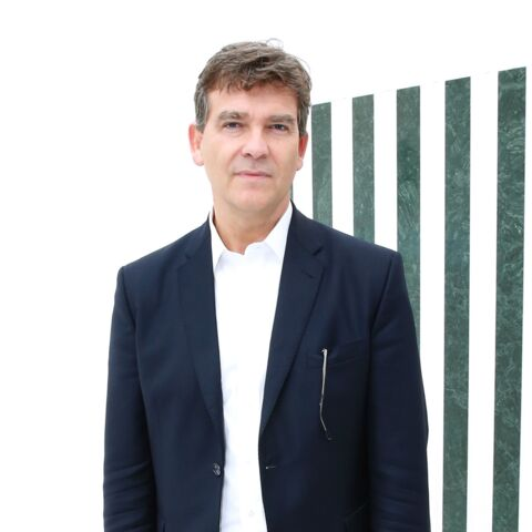 Arnaud Montebourg, taille mannequin pour le Made in France