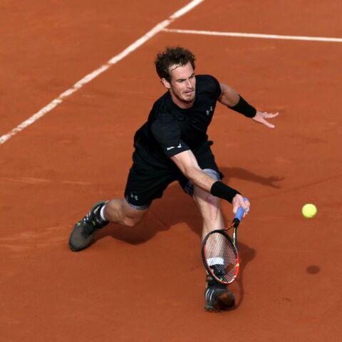Andy Murray: bague de match