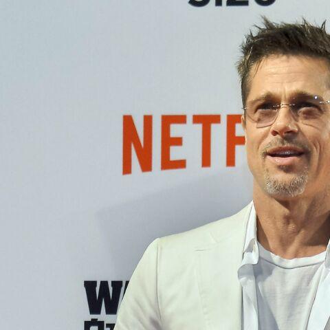 PHOTOS – Brad Pitt dépense une fortune pour rester sobre