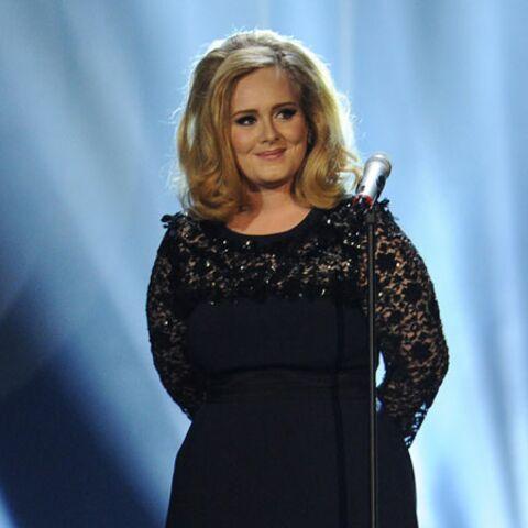Pas de régime pour Adele