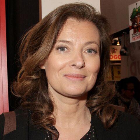 Valérie Trierweiler fait une pause