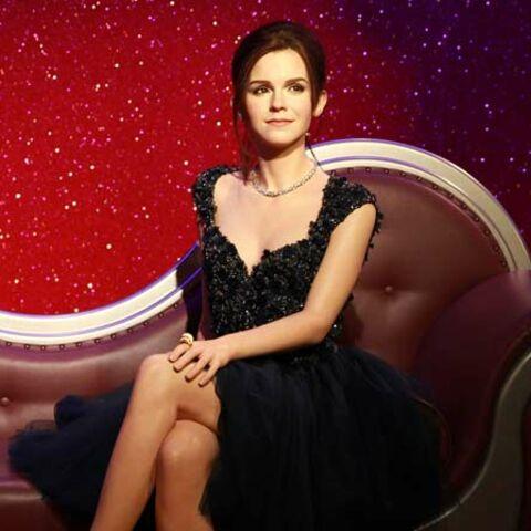 Emma Watson poupée de cire