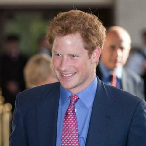 Le prince Harry en Amérique